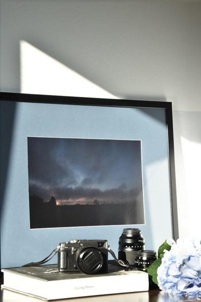 William (God is a painter), 40 cm x 30 cm